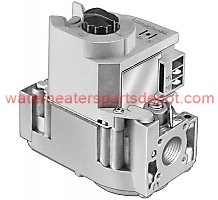 60J59 Honeywell 60J5901 Dual Direct Ignition Gas Valve, 24 Volts