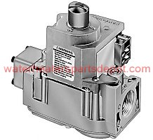 """85K35 24V Dual Direct Ignition Gas Valve with 3/4"""" x 3/4"""" Inlet/Outlet Standard Opening Natural Fuel"""" 0.62 A Anticipator Setting"""