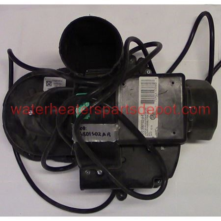 Giant 06801502-A Blower Assembly For UG50-PV1 Residential Power Vent Gas Water Heater