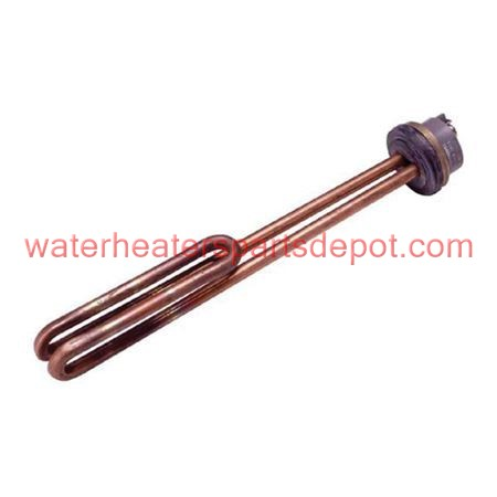 Giant 06G30/80 Push-In Electric Water Heater Element, 3000W, 240V