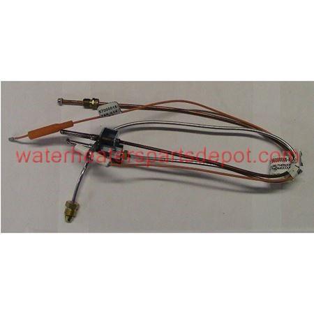 Giant 57000016-A Pilot/Thermocouple Assembly For UG30, UG40, UG50, UG60 Water Heaters