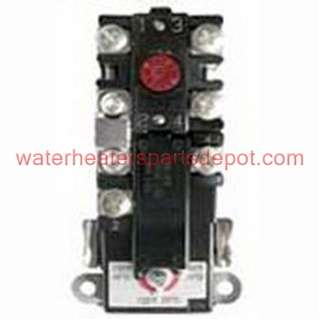 Giant TH38X007 Upper Thermostat with Reset For 1022, 1023, 1122, 1123 Electric Water Heaters, 180F *not available in AB*
