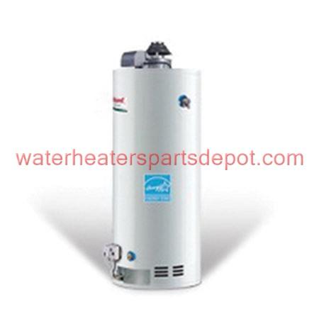 Giant UG50 Lead Free Residential Atmospheric Vent LP Gas Water Heater, 42 gal, 86, 36000 btu/hr