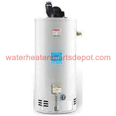 Giant UG60-38MFPV2-P2U Residential Power Vent Gas-Fired Water Heater, 60 gal, 38000 btu/hr