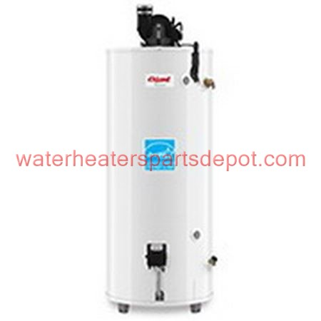 Giant UG75 Commercial Power Vent Natural Gas Water Heater, 75 gal, 76000 btu/hr