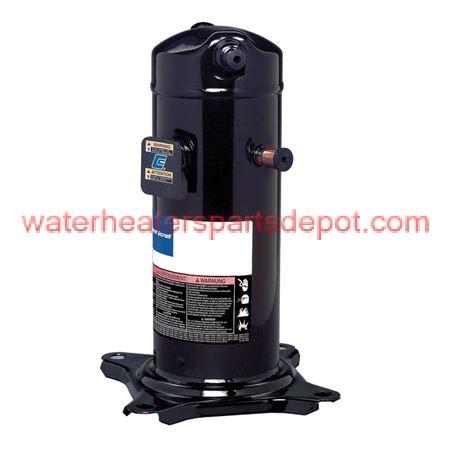 Protech 55-102045-104S Scroll Compressor, 21000 btu/hr, R-410A, 208 - 230 VAC at 60Hz, 1 PH