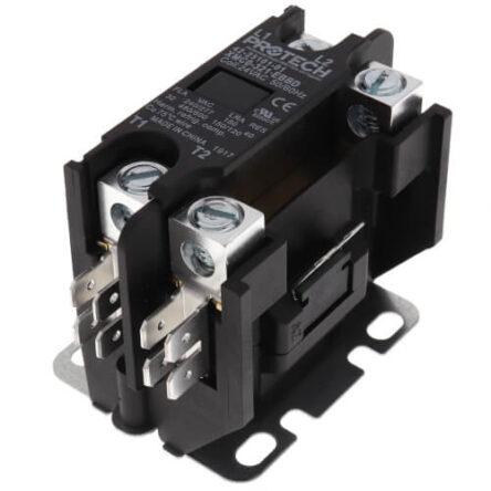 42-25101-01 0602 PROTECH Contactor – 30A 1-Pole (24V Coil)